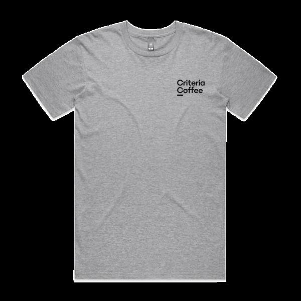 Grey Marle logo Tee