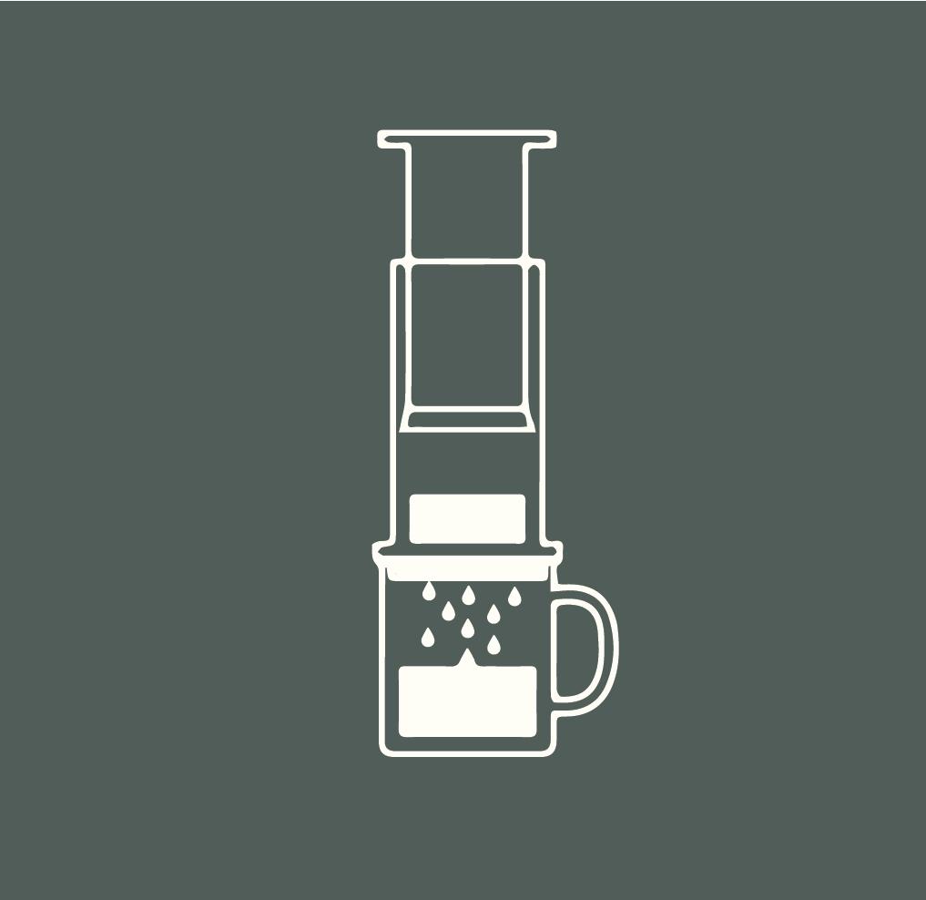 Aero-Press Brew